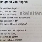 De grond van Angola